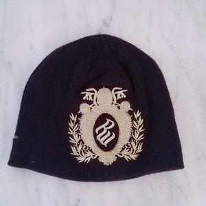 Early Original RW Rocawear Black Ladies Beanie Hat